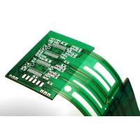 Buy cheap Three Main Types Rigid Flex Circuit Board PET / Polyimide Material 0.25mm Thickness from wholesalers