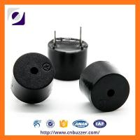 Wholesale Magnetic Buzzer 12V 2300HZ With Two Pins For Computer from china suppliers