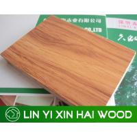 Wholesale indoor use melamine faced mdf/melamine faced chipboard from china suppliers