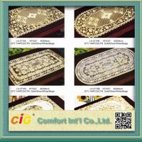 Wholesale Table Mats Design Vinyl Table Cloth 0.08mm - 0.30mm Thickness from china suppliers