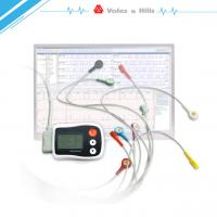 Wholesale Medical Mini 12 / 3 Channel 24h Holter Electro Cardio Graph ECG Dinamico Holter from china suppliers