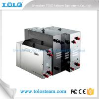 Quality Turkish  Commercial Steam Generator With Waterproof touch screen controller for sale