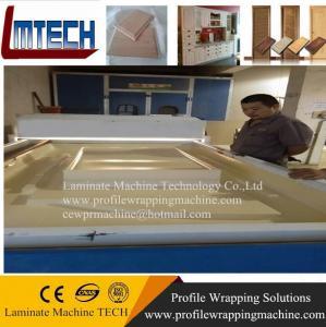 Wholesale PVC Foil Vacuum Membrane Press Machine from china suppliers