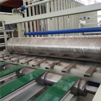 Quality Fireproof / Waterproof Fiber Cement Siding Sheet Assembly Line 1 Year Warranty for sale