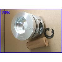 Wholesale Aluminum High Compression Pistons , Mitsubishi Spare Parts 5I7537 / 34317 - 10200 from china suppliers