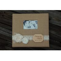 Wholesale Rustic Wedding Photo Album from china suppliers