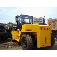 Wholesale 20t TCM Container forklift used forklift for sale japan from china suppliers