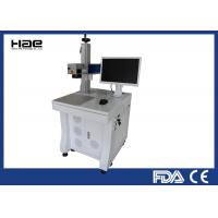 Wholesale Professional Desktop Laser Engraving Machine Air Cooling For Animal Ear Tag from china suppliers