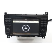 Wholesale Bluetooth Car DVD Sat Nav Mercedes Benz W203 800 x 480 Pixels from china suppliers