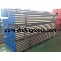 Wholesale ThroughWall Rock Drill Rods Heat Treated NQ HQ PQ Grades High Strength from china suppliers