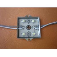 Wholesale 4pcs SMD 3528 leds Iron shell DC12V with CE&ROHS Led module IP67 from china suppliers