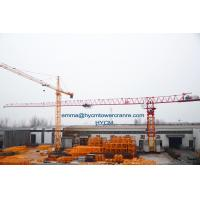 Wholesale New QTZ400 PT8025 24Tons Tower Cranes For High-Rise Buildings Job from china suppliers