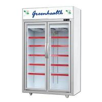 Buy cheap Commercial Upright Pepsi Display Fridge With Glass Door For Cold Drinks from wholesalers