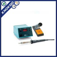 Wholesale 150W 230V Digital Display Weller WSD151 Soldering Station with WSP150 solder iron and Weller LHT series soldering  tips from china suppliers