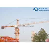 Wholesale 35m Small Hammerhead Tower Crane 2.5t Max Load Free Standing Height 25m from china suppliers