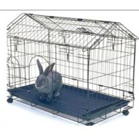 Wholesale Rabbit cage,small animal cage 82x55x73.5cm from china suppliers