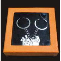 Wholesale fashion couple key chains from china suppliers