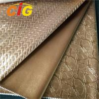 Wholesale Colorful Soft PVC Faux Leather For Home Furniture And Car Seat Cover from china suppliers