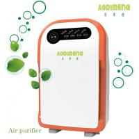 China Household Formaldehyde PM2.5 Removel air oxygen purifiers HEPA filters Ionizer Type Electric ozone anion air purifier on sale
