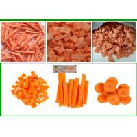 Wholesale Healthy Snack Freeze - Dried Carrotsor Instant Meals Nothing Added FD Food from china suppliers