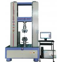 Wholesale Industrial Electronic Tensile Tester , Rubber Tensile Testing Machine With Closed - Loop Control Software from china suppliers