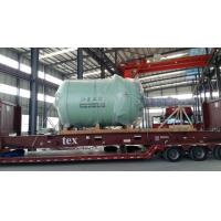 Wholesale 20000L Glass Lined Reactor Close type Pained With 1 Red Base Coat , 1 Grass Green Top Coat from china suppliers