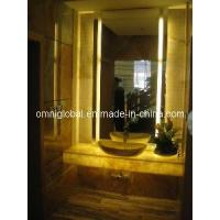 Buy cheap White Onyx Vanity Top from wholesalers