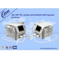 Quality 2000w Professional Portable Laser Ipl Machine For Tattoo Removal for sale