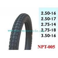 Wholesale Honda WAVE 125 Parts With High Speed Motorcycle Tyre 2.75 - 18 from china suppliers