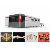 Wholesale High Speed Fiber Laser Cutting Equipment / Stainless Steel Sheet Cutting Machine from china suppliers