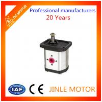 Wholesale Micro Hydraulic Gear Pump For Mining Machine System , G Or Flange Type from china suppliers