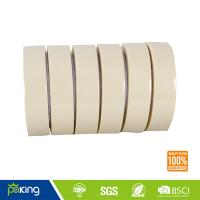 Quality 2016 Hot Sale Heat-Resistant High Temperature Crepe Paper Masking Tape for sale
