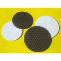 Buy cheap Light Weight PTFE Teflon Sheet , Non-Flammable Black PTFE Slide Bearing from wholesalers