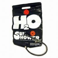 Wholesale Camping Shower, Portable, Convenient to Carry and Operate, Various Colors Available from china suppliers