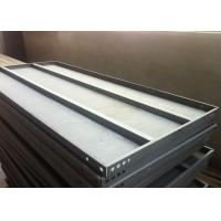 Wholesale Light duty industrial warehouse slotted angle rack from china suppliers
