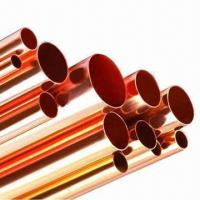 Wholesale ETP Copper Tubes with 0.35 to 5.5mm Thickness, C11000 Grade  from china suppliers