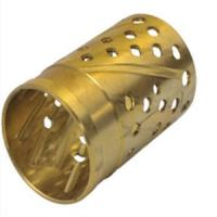 Wholesale Brass / Copper External Cylindrical Grinding Parts With Sand Blasting from china suppliers