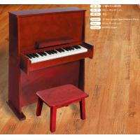 Wholesale 37 Key Solidwood Upright Childrens Wooden Piano With Stool , Music Sheet US37B from china suppliers