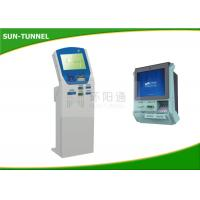 Wholesale 17 Lcd Touch Screen Information Kiosk Vending Machine / Ticket Vending Kiosk from china suppliers