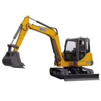 Wholesale Crawler Mounted Excavator , Mini Digger Excavator With 0.3m3 Excavator Bucket from china suppliers