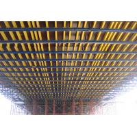 Wholesale Economical  Permanent Bridge Deck Formwork With Channel Beam , mivan system formwork from china suppliers