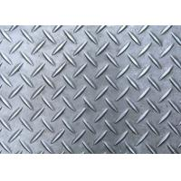 Wholesale Q235 Diamond Shape Aluminum Safety Grating Anti - Skid Checker Plate Wear Resistance from china suppliers