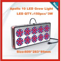 Wholesale 150*3W Apollo 10 LED grow light for Agriculture Greenhouse, hydroponic systems, plants from china suppliers