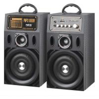 Wholesale Lightweight Portable Active PA Speaker With Tweeter Light / Portable Stereo System from china suppliers