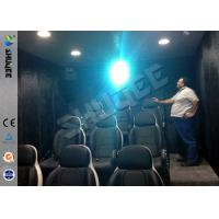 Wholesale 9 Seats Mobile Movie Theater Black With Metal Flat Screen from china suppliers