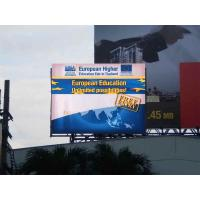 Wholesale Multi Color Advertising LED Display Screen / Digital Outdoor LED Billboards from china suppliers