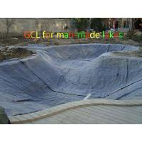 Wholesale GCL for man-made lakes from china suppliers
