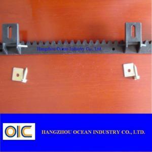 Wholesale Sliding Gear Racks M4 20X26X330 (Light type nylon gear rack) from china suppliers