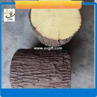 Wholesale UVG realistic china fir stool model GRC fiberglass fake tree stump for park decoration CHR151 from china suppliers