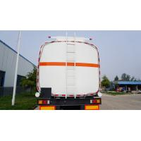 Quality China optional volume 40,000-45,000L fuel tanker trailer on sale for sale